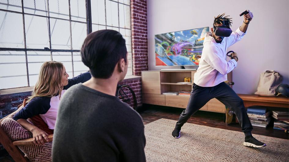 Estos nuevos lentes de VR son uno de los accesorios más esperados en la comunidad 'tech' para el 2019. Más datos en la siguiente galería.