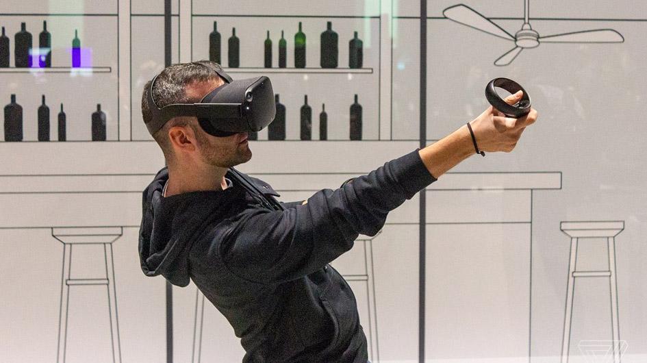 Esta nueva tecnología propone jugar con la realidad virtual liberándose finalmente de cables que limiten la experiencia.