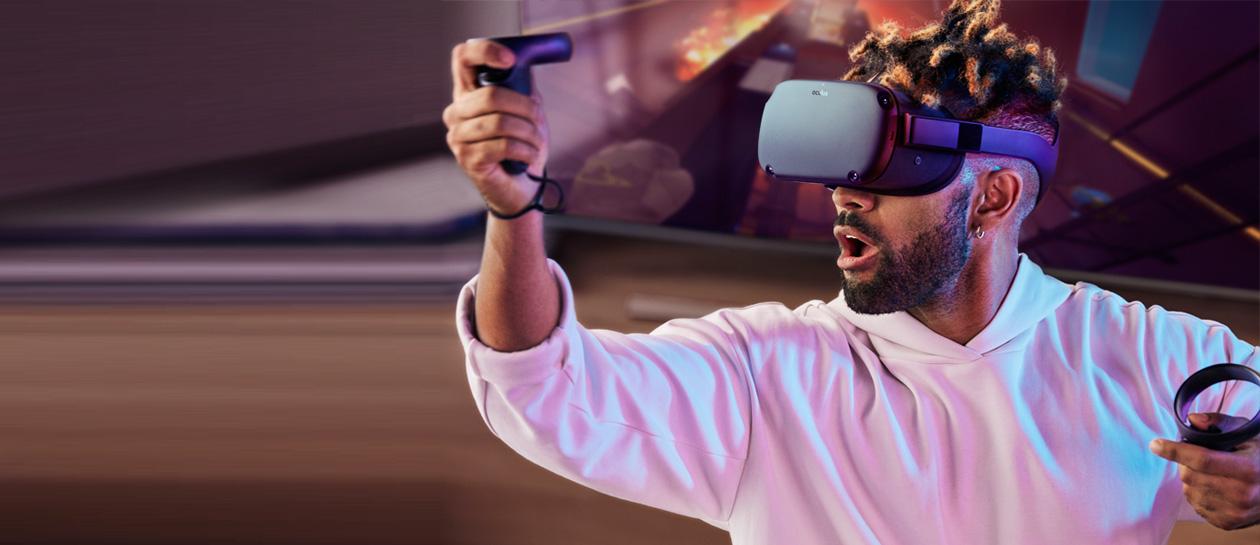 [FOTOS] Oculus Quest: lo último en Realidad Virtual para 2019