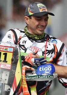 Juan Carlos Salvatierra