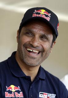 Nasser Al - Attiyah
