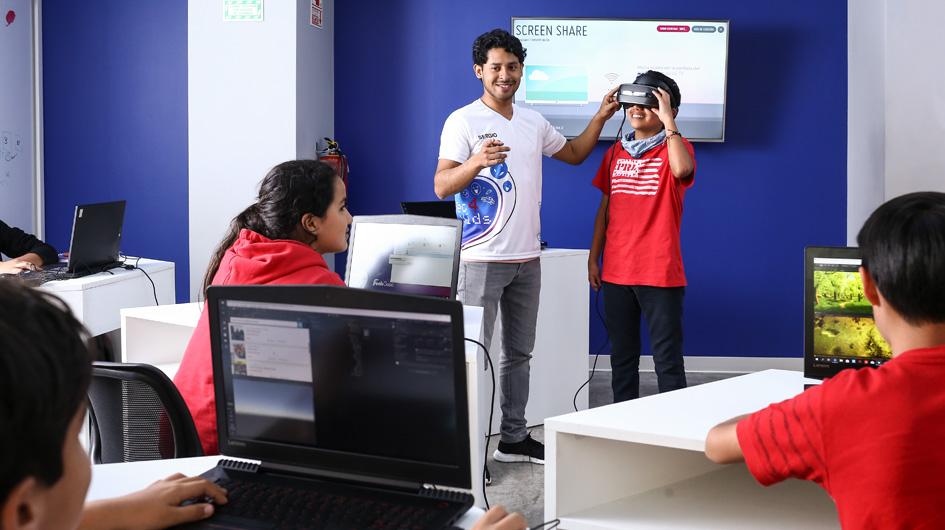 Teck4Kids: los niños de hoy que programan el futuro
