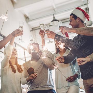 5 tips para vivir las fiestas navideñas con total seguridad