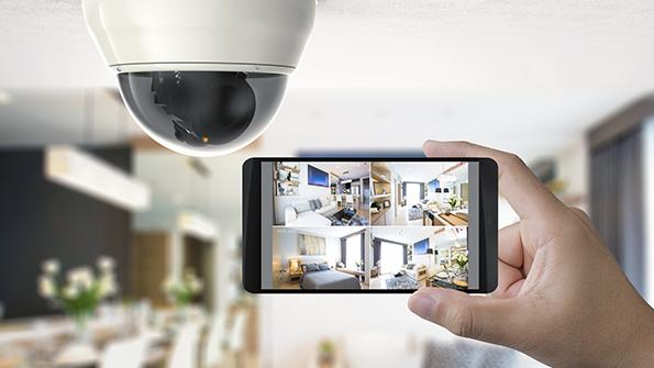 Seguridad en casa: ¿Cómo elegir una cámara de videovigilancia?