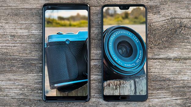 ¿Mejor que una cámara? 5 smartphones ideales para tomar fotos