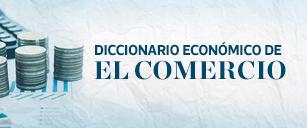 Diccionario económico El Comercio