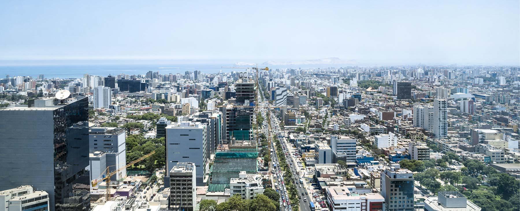 Resultado de imagen de Lima moderna