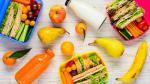 Loncheras escolares: 10 menús saludables para reponer energías - Noticias de loncheras