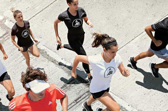 Un día con adidas Runners, la comunidad más grande del país