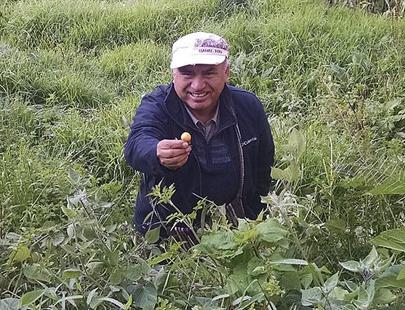 [VIDEO] Luis Gomero: agrónomo que impulsa la agricultura orgánica