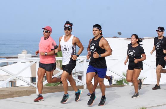 Salvador Ruiz-González: el guía experto de adidas Runners Lima