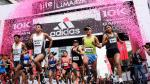 [VIDEO] Maratón Life Lima 42k: así fue la carrera de este año - Noticias de premiación