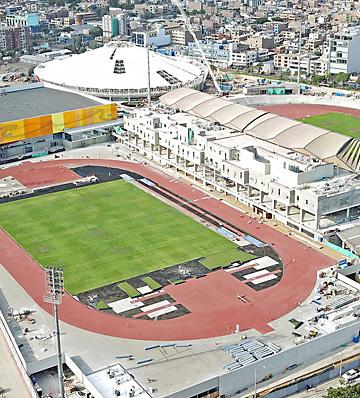 ¿Cómo se construyeron las sedes de los Panamericanos Lima 2019?