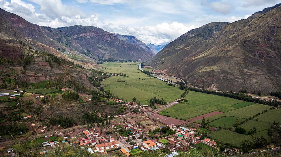 ¿Cómo recorrer en auto el Valle Sagrado de los Incas?