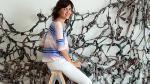 [FOTOS] Nani Cárdenas: artista plástica cuyas piezas son tejidas - Noticias de facultad de arquitectura pucp