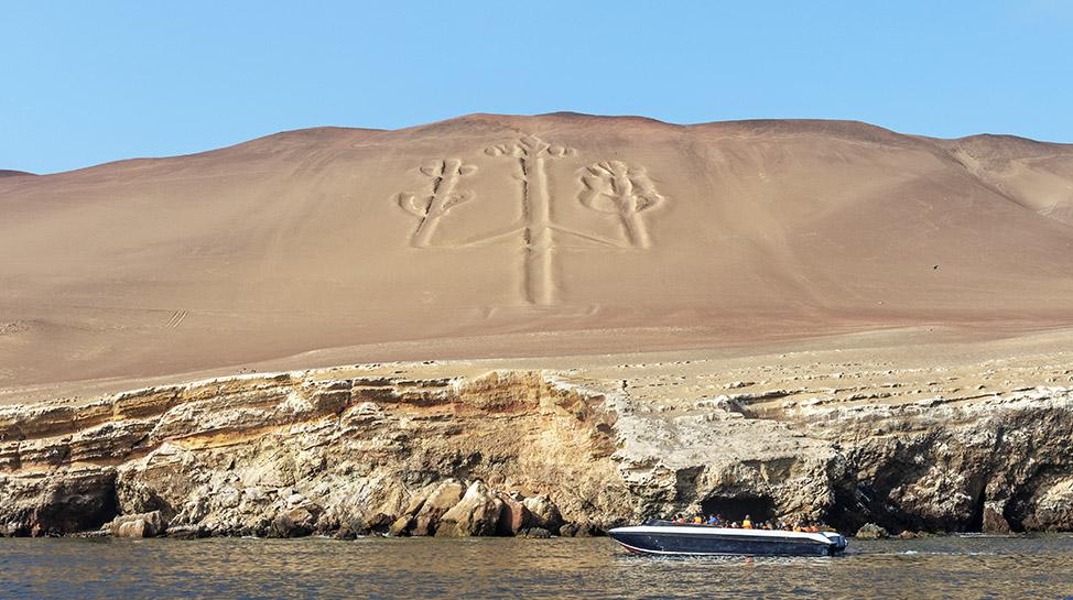 [FOTOS] Paracas: Adrenalina y magia en el desierto de Ica