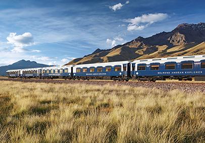 [FOTOS] Rutas de tren: recorre el Perú en estos viajes de lujo