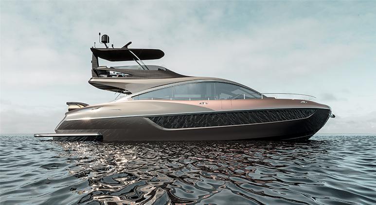 Un lujo sobre el agua: conoce el nuevo buque insignia de Lexus