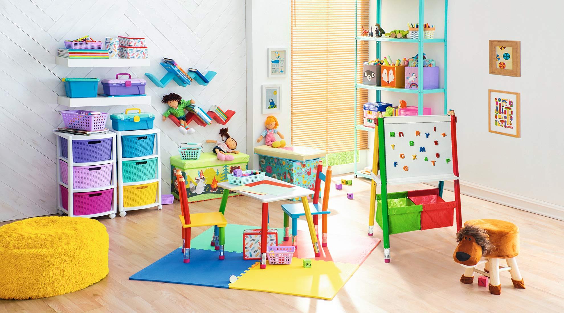 Mes del Niño Peruano: 10 consejos para decorar su dormitorio