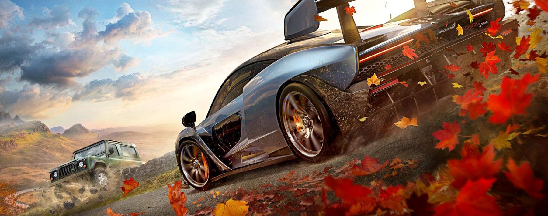 Forza Horizon. El juego es parte de la franquicia de Forza Motorsport, pero se considera más un spin-off en lugar del siguiente juego de la serie.