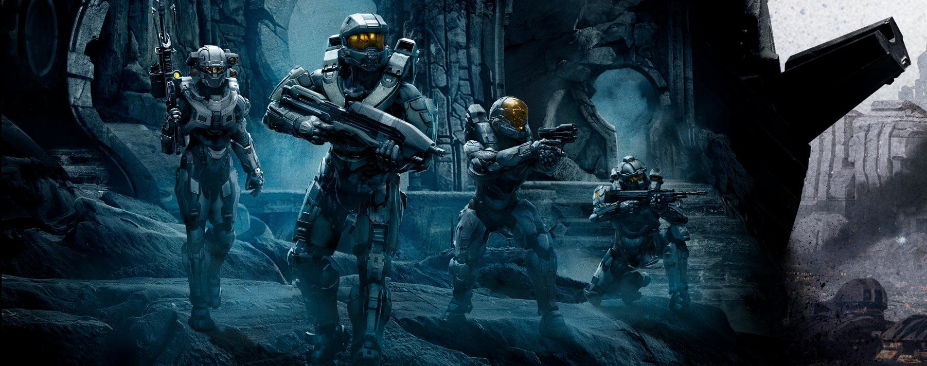 Halo. La serie se centra en una guerra interestelar entre la humanidad y una alianza teocrática de alienígenas conocidos como Covenant o Pacto.