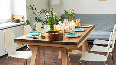 Un comedor a tu estilo: tips para lograr un espacio envidiable