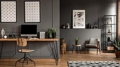 Oficina en casa: claves para tener un espacio confortable