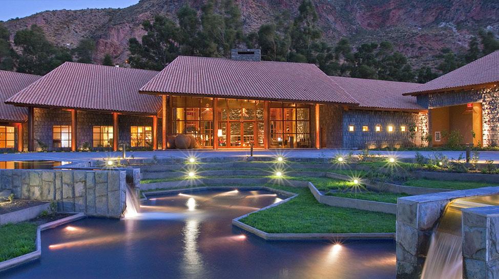 Estos son algunos de los hospedajes de lujo más populares del país. Valorados con la mayor puntuación por los viajeros.