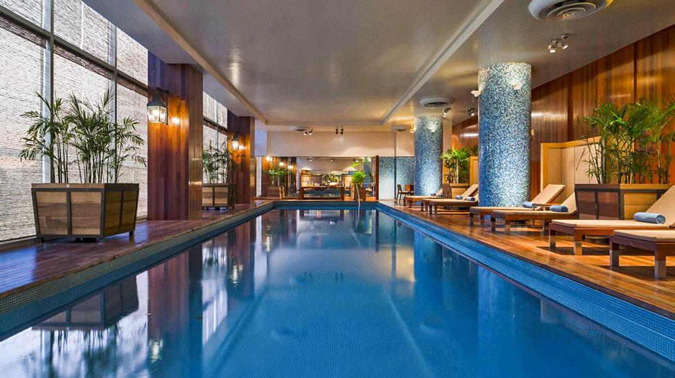 3. The Westin Lima Hotel & Convention Center. El hotel ubicado en San Isidro cuenta con 300 habitaciones y un spa que ocupa 3.000 m².