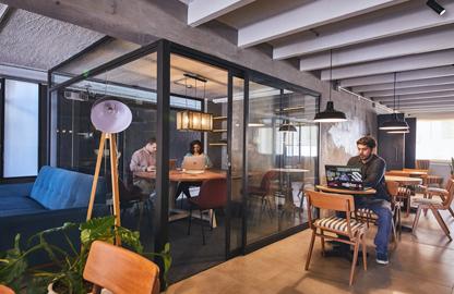 Modo coworking: 6 motivos para cambiar tu espacio de trabajo