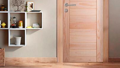 Mantén tu puerta de madera en perfecto estado