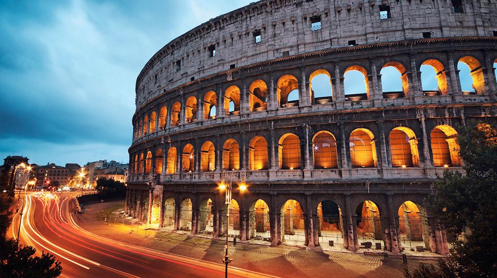 El Coliseo Romano integra la lista de las 7 Nuevas Maravillas del Mundo Moderno, gracias al voto de 90 millones de personas.
