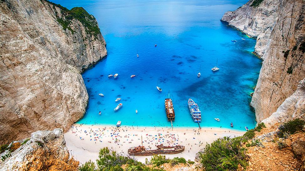Después de octubre encuentras menos embarcaciones para las islas griegas. Organiza con tiempo tu plan de viaje.