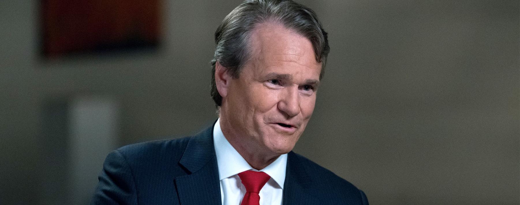 Brian Moynihan. El CEO de Bank of America, jugó al rugby en la Universidad de Brown.