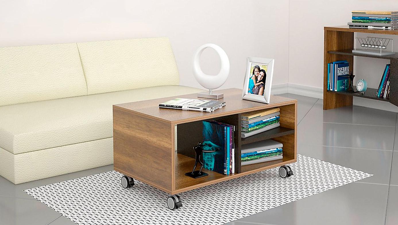 Cuatro claves para elegir la mesa de centro ideal para tu sala