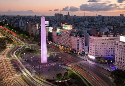 Ciudad mágica de Buenos Aires: arte, cultura y gastronomía