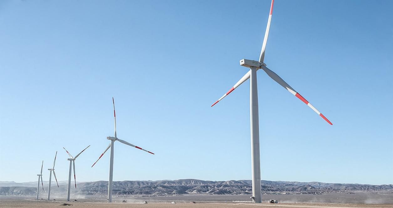 ¿Cuál es la importancia del viento para la energía renovable?