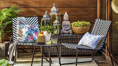 ¿Cuáles son los mejores acabados para tu terraza o balcón?