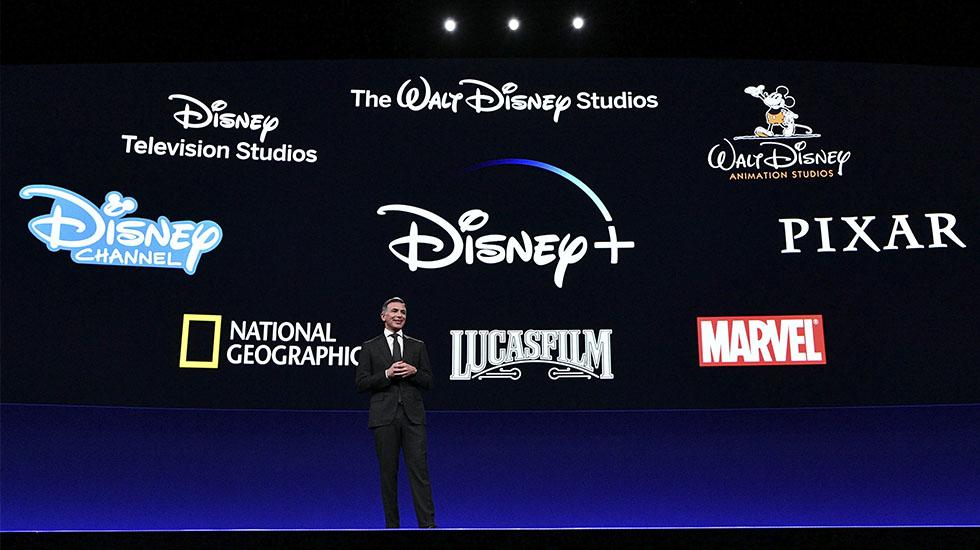The Walt Disney Company. Decidió ofrecer sus propios servicios vía streaming.