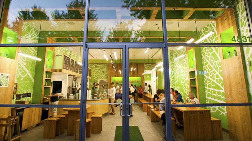 Sweetgreen. Un imperio estadounidense  de la comida sana, tiene 91 restaurantes en 8 ocho estado y una red de 150 agricultores.
