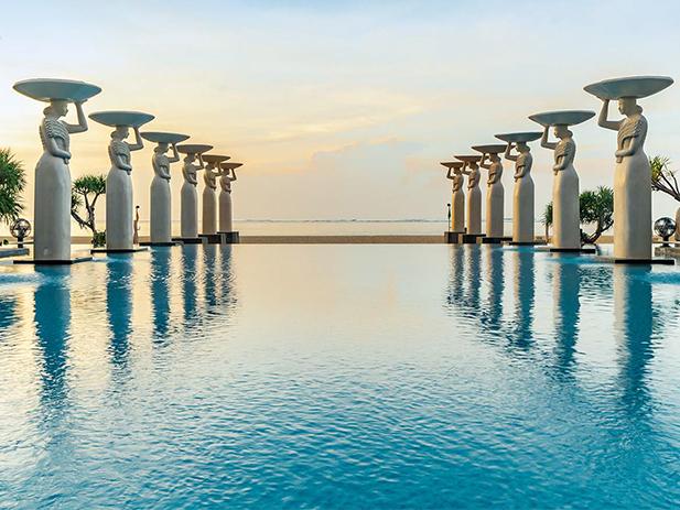[FOTOS] 7 hoteles con las piscinas más impresionantes del mundo