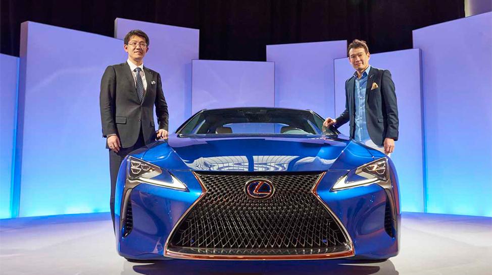 Autos y diseño: la visión del genio creativo detrás de Lexus