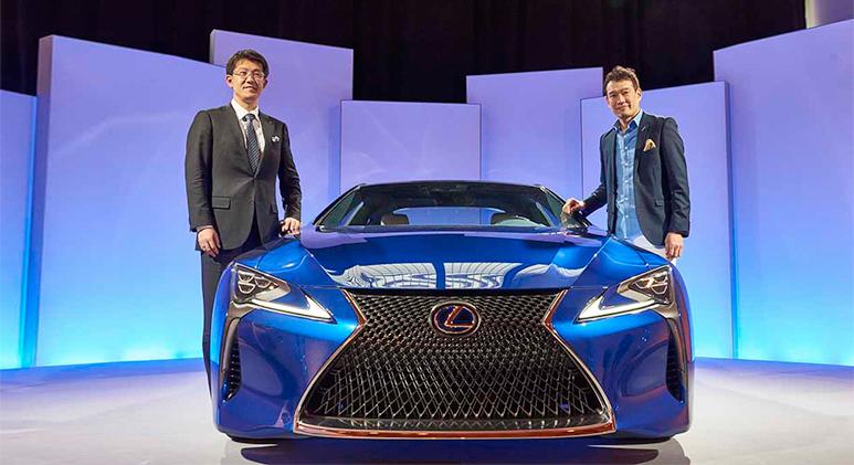Autos y diseño: conoce la visión del genio creativo detrás de Lexus