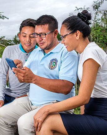 [VIDEO] Internet Móvil 4G: educación conectada al mundo
