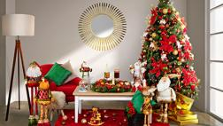 Lleva el espíritu navideño a cada rincón de tu hogar