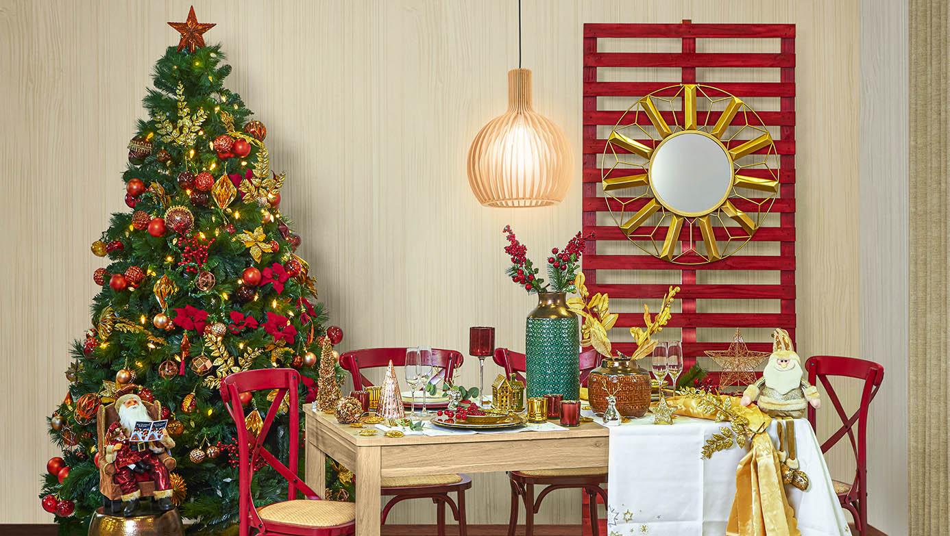Navidad, decoración - FOTO ABRIDORA