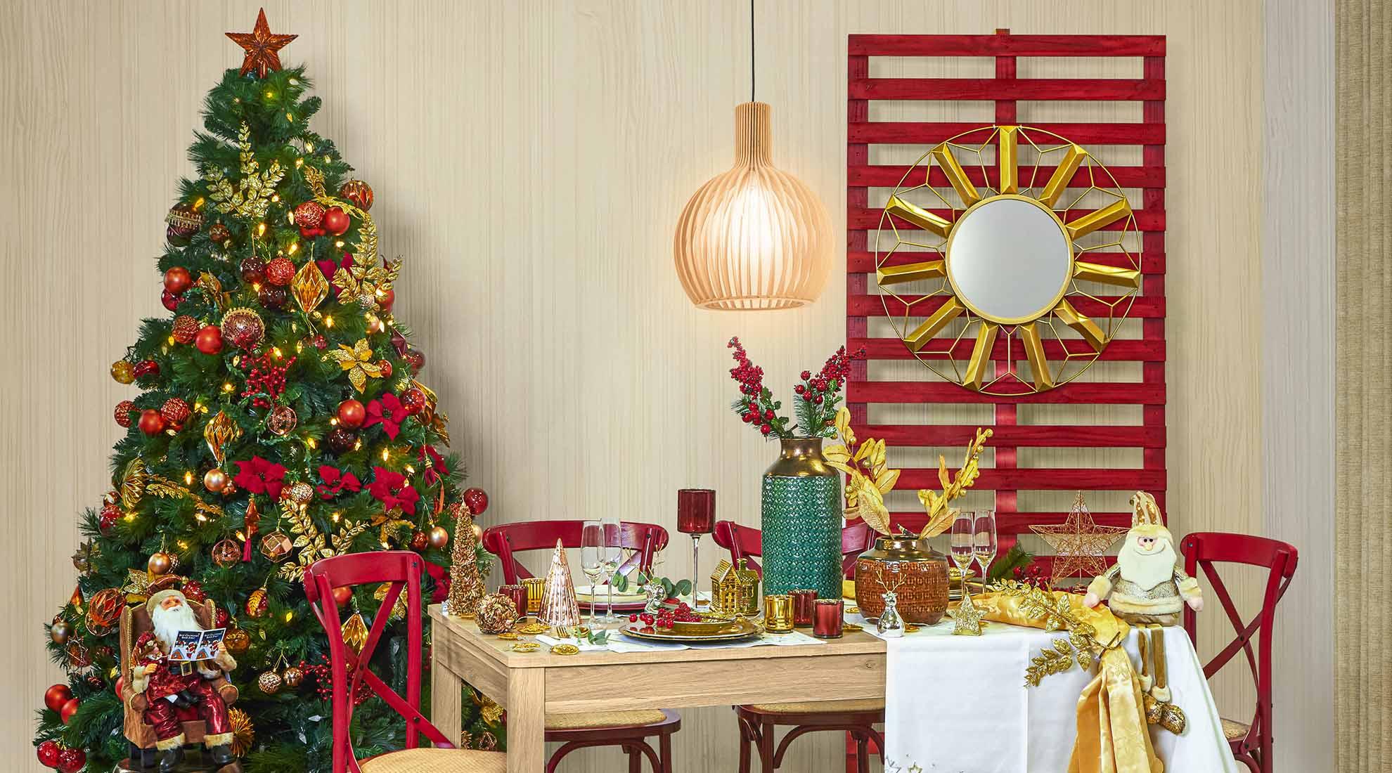 Navidad: disfruta esta fiesta con gran estilo
