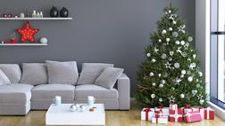 Consejos para decorar tu minidepartamento por Navidad