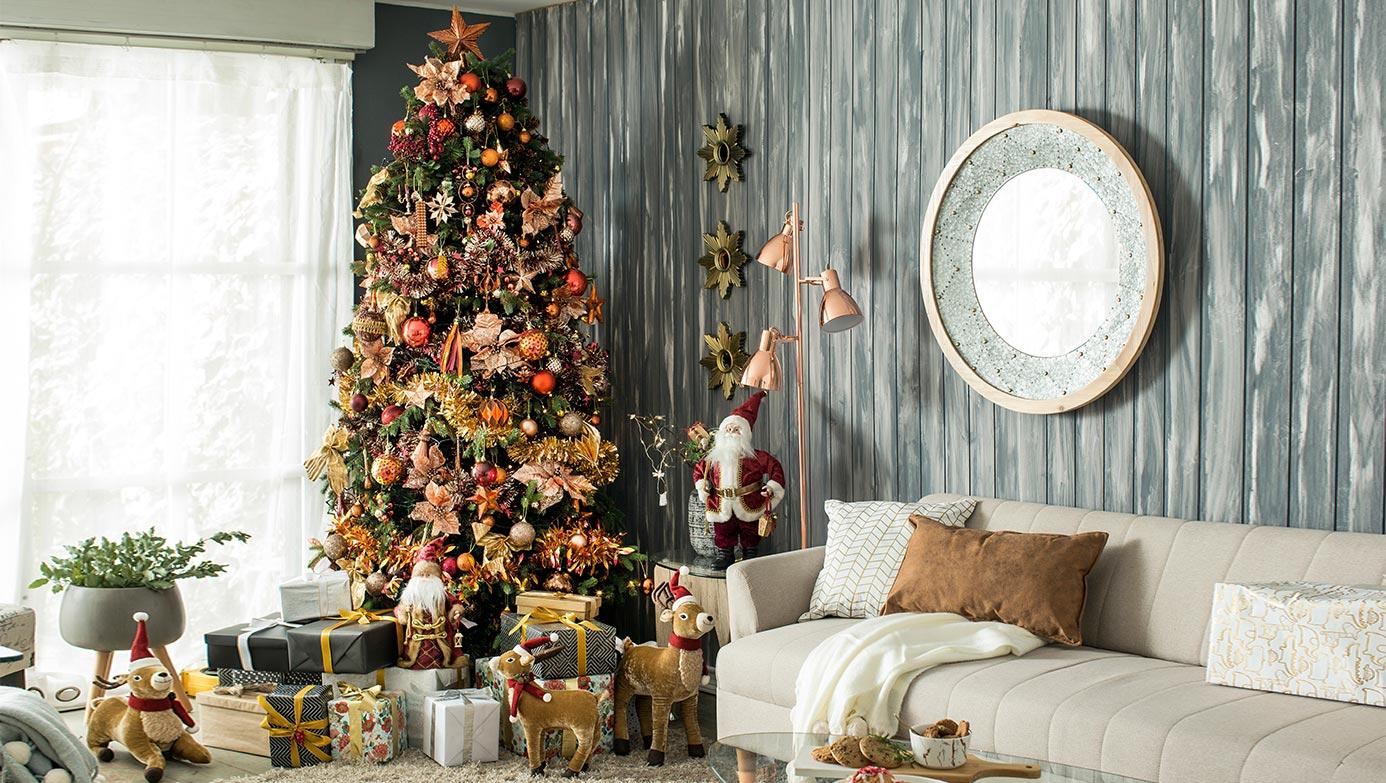 Estilo glam en Navidad - abridora D