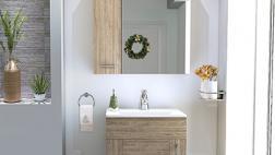 Decora tu baño de visita y sorprende a todos esta Navidad